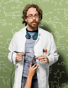 Jonathan Coulton Wants To Re-Write Your DNA, Baby.